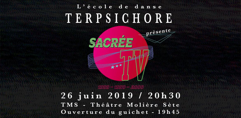 Spectacle de danse Terpsichore 2019